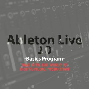 Ableton Live 10 Basics Program