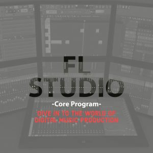 FL Studio Core Program VN