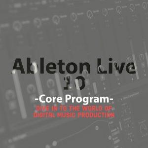 Ableton Live 10 Core Program