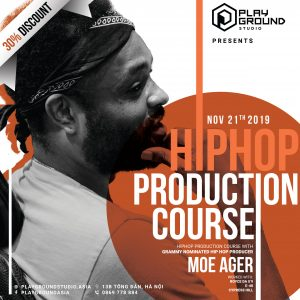 HipHop Production Course (With Moe Ager)
